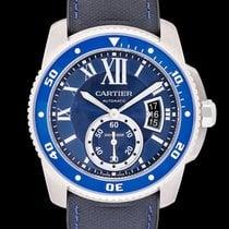 Cartier Calibre de Cartier Diver Steel 42mm Blue United States of America, California, San Mateo