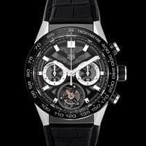TAG Heuer Carrera Heuer-02T Titanium 45mm Transparent United States of America, California, San Mateo