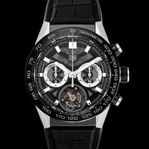 TAG Heuer Carrera Heuer-02T CAR5A8Y.FC6377 New Titanium 45mm Automatic United States of America, California, San Mateo