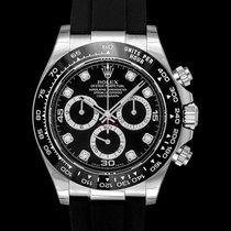 Rolex Céramique Remontage automatique Noir 40.00mm nouveau Daytona