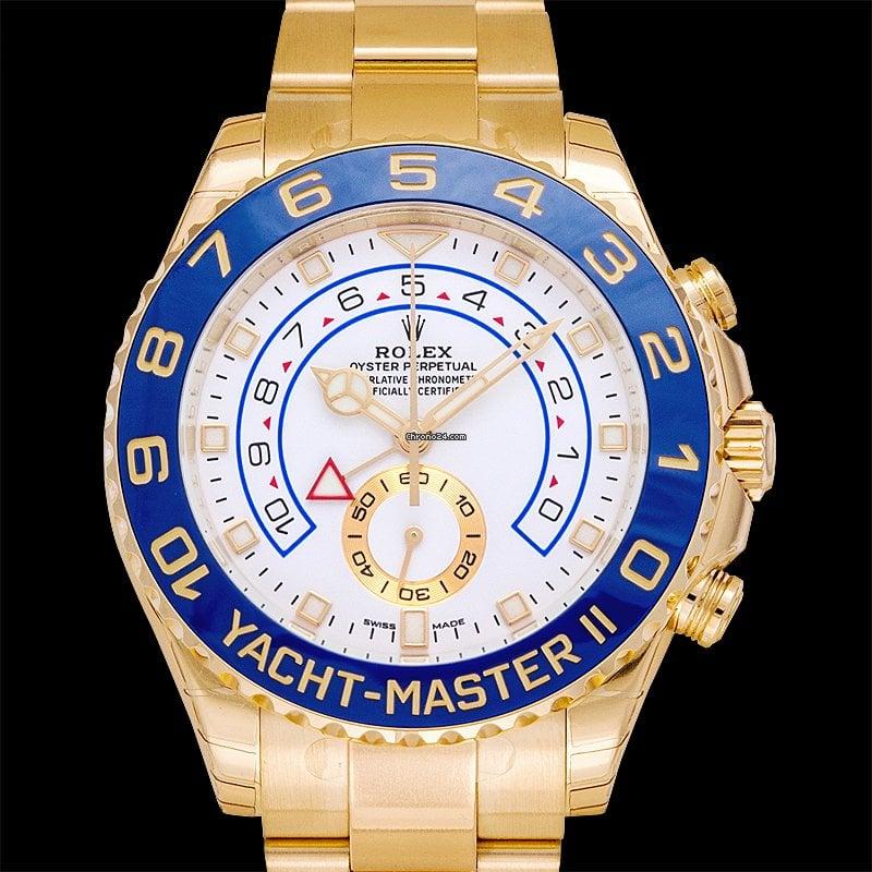 Rolex Yacht-Master II 116688 new