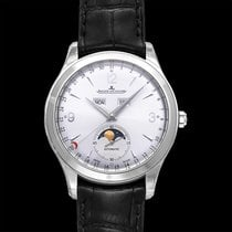 Jaeger-LeCoultre Master Calendar Steel 39mm Silver United States of America, California, San Mateo