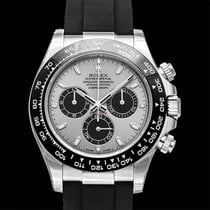 Rolex Daytona White gold 40mm Silver United States of America, California, San Mateo