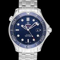 Omega Seamaster Diver 300 M Steel 41mm Blue United States of America, California, San Mateo