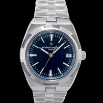 Vacheron Constantin 4500V/110A-B128 Steel 2020 Overseas 41mm new United States of America, California, San Mateo