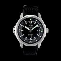 IWC Aquatimer Automatic Steel 42.00mm Black United States of America, California, San Mateo
