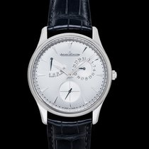 Jaeger-LeCoultre Master Ultra Thin Réserve de Marche Steel 39mm Silver United States of America, California, San Mateo