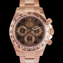 Rolex Daytona Rose gold 40mm Brown United States of America, California, San Mateo