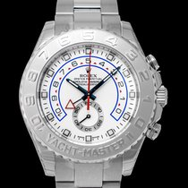 Rolex Yacht-Master II 116689 New White gold 44mm Automatic