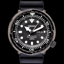Seiko Marinemaster Steel 47.70mm Black United States of America, California, San Mateo