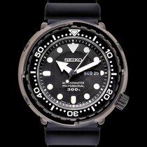 Seiko Marinemaster Steel 47.70mm Black