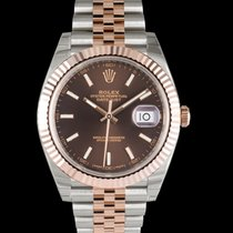 Rolex new Automatic 41mm Rose gold
