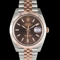 Rolex Datejust II Steel 41mm Brown United States of America, California, San Mateo
