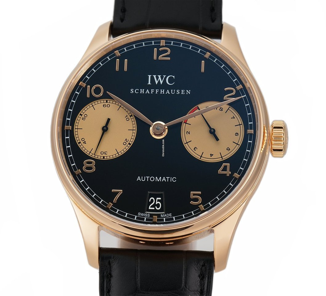 IWC Portuguese Automatic IW500121 2011 pre-owned