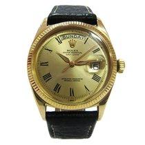 Rolex Day-Date 36 Ouro amarelo 36mm Champanhe Romanos Portugal, Braga