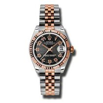 Rolex Lady-Datejust new Watch with original box and original papers 178271 BKCAJ