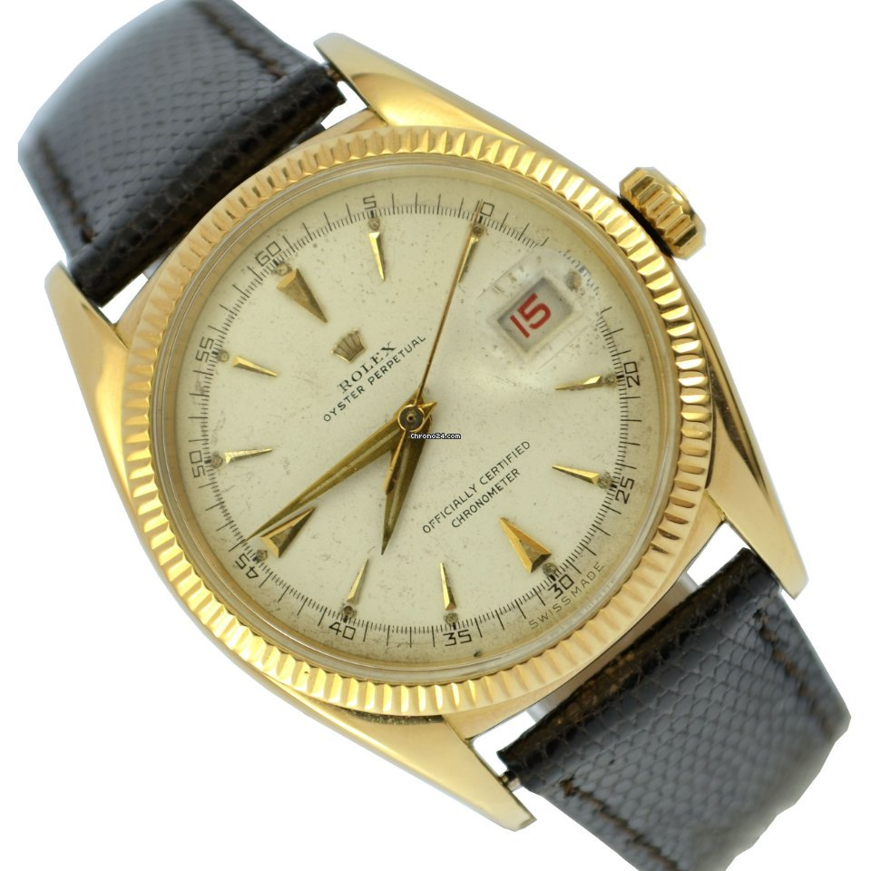 Rolex Datejust 6305 1953 pre-owned