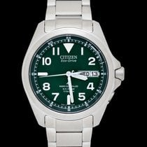 Citizen Promaster Land Green United States of America, California, San Mateo