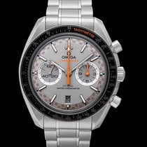 Omega Speedmaster Racing Steel 44.25mm Grey United States of America, California, San Mateo