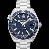 Omega Seamaster Planet Ocean Steel 39.5mm Blue United States of America, California, San Mateo