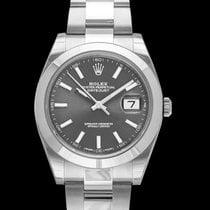 Rolex Datejust Steel 41mm Silver United States of America, California, San Mateo