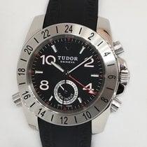 Tudor Sport Aeronaut Stahl 40mm Schwarz Arabisch