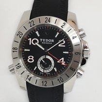 Tudor Sport Aeronaut Steel 40mm Black Arabic numerals