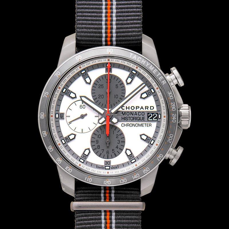 Chopard Grand Prix de Monaco Historique 168570-3002 new