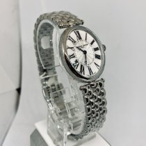 Frederique Constant Classics Art Deco Steel 30mm Mother of pearl Roman numerals United States of America, New York, NY