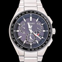 Seiko Astron GPS Solar new 2021 Quartz Watch with original box and original papers SBXB123