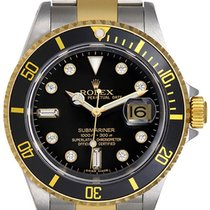 Rolex Steel Submariner 40mm pre-owned United States of America, California, Glendale