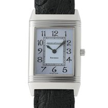 Jaeger-LeCoultre Reverso Classique Steel 23mm Blue Arabic numerals United States of America, New York, New York