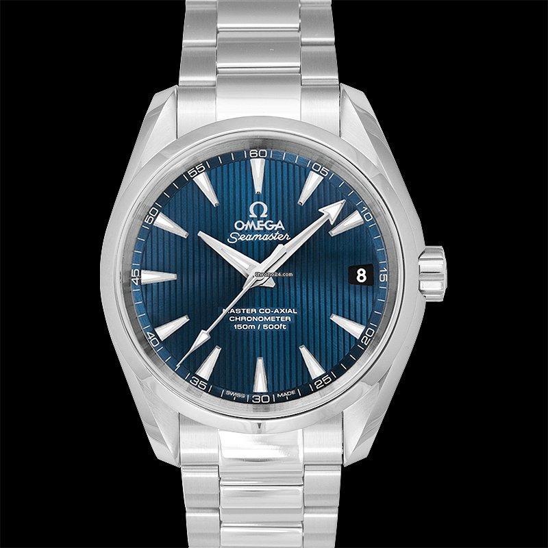 Omega Seamaster Aqua Terra 231.10.39.21.03.002 2021 new