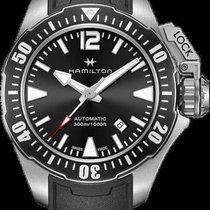 Hamilton Khaki Navy Frogman H600.776.136 2020 new