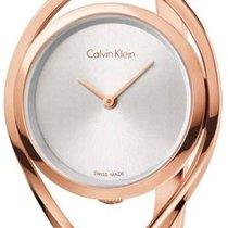 ck Calvin Klein Acero 29mm Cuarzo M K6L2M616 nuevo