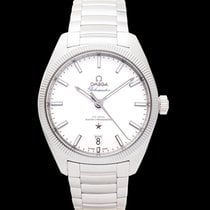 Omega Globemaster Steel 39mm Silver United States of America, California, San Mateo
