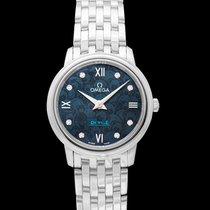 Omega Women's watch De Ville Prestige 27.4mm Quartz new Watch with original box and original papers