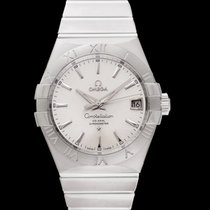 Omega 123.10.38.21.02.001 Steel Constellation Men 38mm new United States of America, California, San Mateo