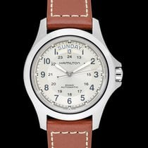 Hamilton Khaki Field King Steel 40mm Champagne United States of America, California, San Mateo
