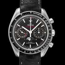 Omega Speedmaster Professional Moonwatch Moonphase Steel 44.25mm Black United States of America, California, San Mateo