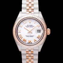 Rolex Lady-Datejust 279171 New Rose gold 28.00mm Automatic