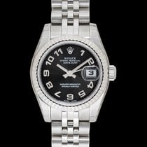 Rolex Lady-Datejust Black United States of America, California, San Mateo