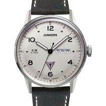 Junkers G38 Steel 42mm Silver