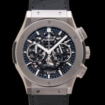 Hublot Titanium Automatic Transparent 45mm new Classic Fusion Aerofusion