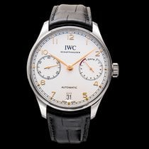 IWC Portuguese Automatic Steel 42.3mm Silver United States of America, California, San Mateo