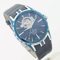 Edox Grand Ocean Steel 40mm Blue