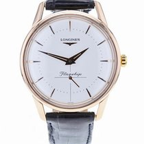 Longines Rose gold 36mm Automatic 47468720 pre-owned