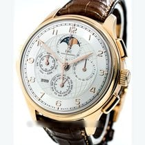 IWC IW377402 Red gold Portuguese Grande Complication 45mm new