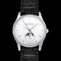 Jaeger-LeCoultre Master Ultra Thin Moon Steel 39mm Silver United States of America, California, San Mateo