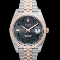 Rolex Datejust II Rose gold 41mm Silver United States of America, California, San Mateo